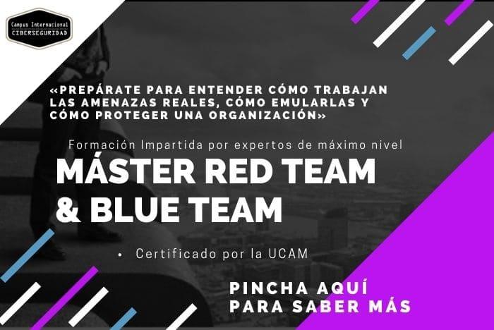 Máster en Red Team & Blue Team