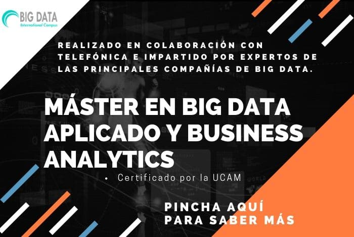 Máster en Big Data Aplicado