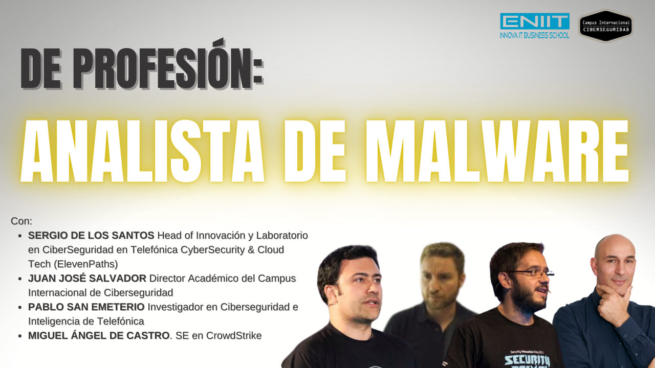 De profesión: Analista de Malware