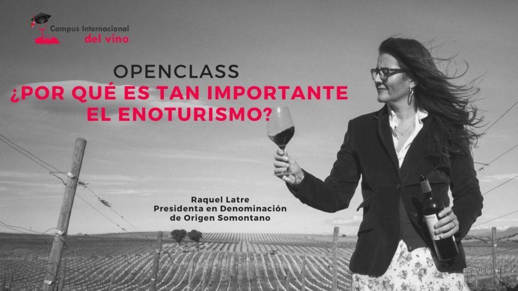 OpenClass Enoturismo