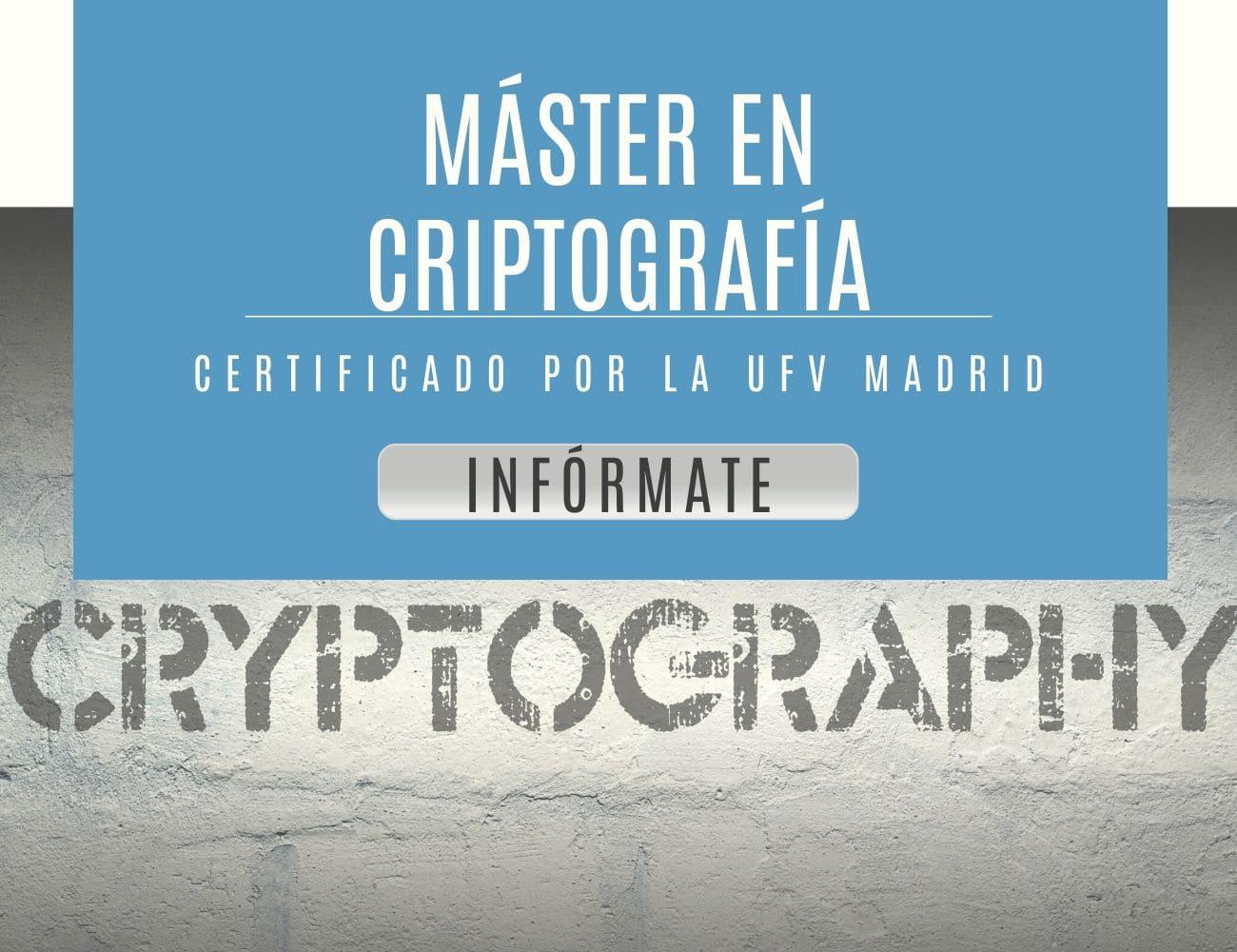 mastercriptografía