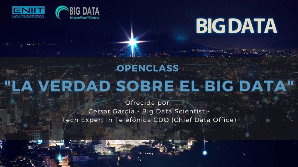 La verdad sobre el Big Data